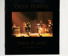 CD	DEEP PURPLE	made in japan - the remastered edition	2CD EX  (B3795)