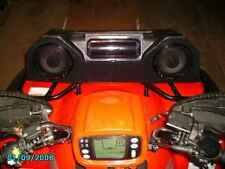 ATV Radio Stereo Sony CD MP3 + speakers = Complete assembled unit ready to play!