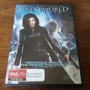 Underworld AWAKENING DVD R4 Like New! FREE POST
