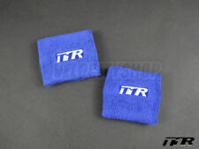 Type One Racing T1R Reservoir Covers Blue (Pair)