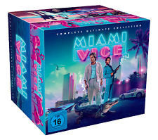 MIAMI VICE - COMPLETE ULTIMATE COLLECTION [35xBlu-ray] [NEU / OVP] ungeschnitten