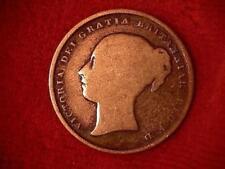 1839 Great Britain Shilling .925 Silver #2