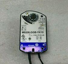 Johnson Controls M9208 Ggb Yk10 Proportional Electric Spring Return Actuator