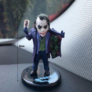 Car Interior Decoration Personality Pendant The Joker Model Rearview Decoration