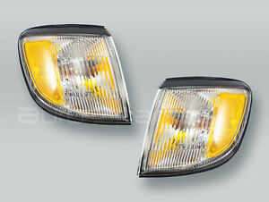 TYC Corner Lights Parking Lamps PAIR fits 1998-2000 SUBARU Forester