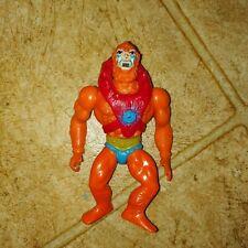 Vintage 1981 Taiwan Mattel MOTU - Beast Man Masters of The Universe He-Man 00025
