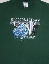 2007 Spokane Bloomsday run race finisher green cotton ss t-shirt M Jerzees