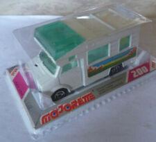 Camping-cars miniatures Majorette