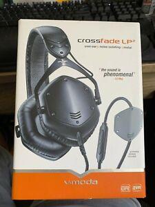 BRAND NEW SEALED V-MODA Crossfade LP2 Over the Ear Wireless Headphones