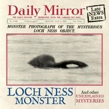 The Loch Ness Monster and Other Unexplained Mysteries, Derry, Jf, Good Condition