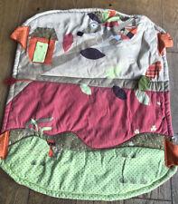 MAMAS & PAPAS Cute Woodland Themed Baby Activity Mat
