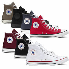 Converse Classics High Top Chuck Taylor All Star Unisex Canvas Sneaker Trainers