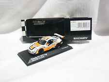 PORSCHE 911 GT3 CUP #76 G.D.BECKER SUPERCUP 2006 EDITION LIMIT 1392P MINICHAMPS