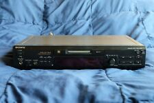 Sony Mds-Je630 Minidisc Deck (No Remote) Great Used Working Condition