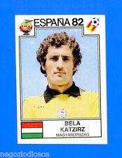 SPAGNA ESPANA '82 -Panini-Figurina-Sticker n. 199 - KATZIRZ - UNGHERIA -Rec