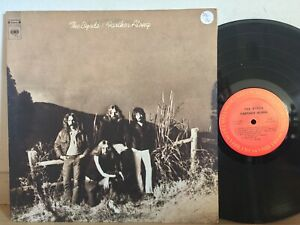 Byrds Farther Along VG+ Gram Parsons
