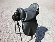 TREELESS EASYTREK COMFORT SADDLE, BLACK OR BROWN LEATHER ALL SEAT SIZE AVAILABLE