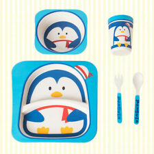 New listing Children's Cutlery Set Portable Kids Dinnerware Set for Toddlers Kids