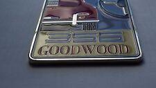 Porsche 356 grill badge emblem enamel badge Porsche fits all  356A 356B 356C