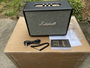 Marshall Woburn Bluetooth Speaker System - Black