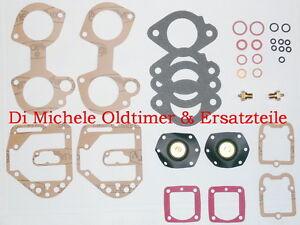 Giulietta, Citroen Ax, Matra, 40 Addhe 30/32 Solex Carburetor Kit, Gasket,