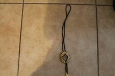 Vintage Bolo Tie. Hand Maid Indian Inspired