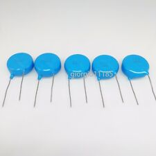 US Stock 5pcs Ceramic Disc Capacitors 2200pf 2.2nf 0.0022uf 222 30000V 30KV
