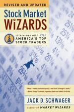 Stock Market Wizards: Interviews with America's Top Stock Traders (Paperback or
