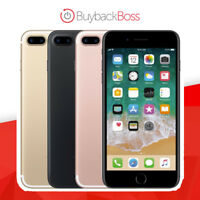 iPhone 7 Plus (7+)  Unlocked Verizon AT&T Sprint TMobile   32GB 128GB 256GB
