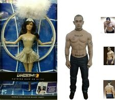 Barbie in India Dhoom3 Aliya Katrina Kaif Barbie Black Label & Aamir Khan Doll