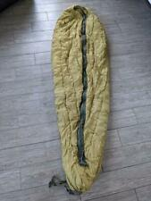 M-1949 goose down Us Army sleeping bag Mountain military