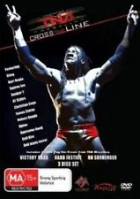 TNA Cross The Line Victory Road Hard Justice No Surrender DVD R4