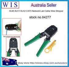 RJ45 RJ11 RJ12 CAT5 LAN Network Tester Tools Cable Stripper Cutter Crimper Plier