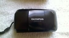 VINTAGE OLYMPUS U(MJU:)-1 35MM POINT AND SHOOT COMPACT CAMERA