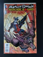 Harley Quinn and the suicide Squad #1 - April Fools - New 52 - DC Comics  - NM