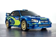 TAMIYA 47372 Subaru Impreza Mexico 2004 TT01E 1:10 RC Car Assembly Kit