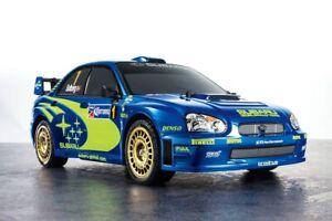 TAMIYA 47372 Subaru Impreza Mexico 2004 TT01E 1:10 RC Car Assembly Kit