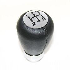 Leather Gear Shift Knob Insert For Opel Agila Antara Astra Combo Corsa Insignia