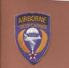 Airborne Troop Carrier Patch USAAF Army Air Force