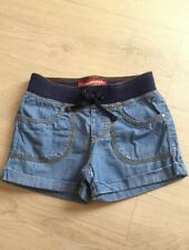 Arizona Jean & Co. Girls Denim Shorts Size 6