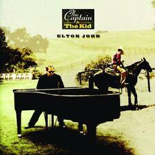 Elton John The Captain & The Kid CD NEW 2006