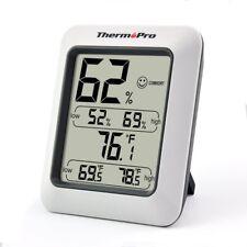 Termometro e Igrometro digitale, Misura Temperatura e Tassi di Umidità