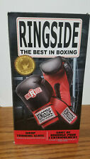 NIB RINGSIDE WRAP TRAINING GLOVES THE BEST IN BOXING