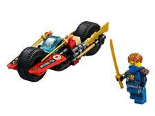 Lego Samurai X Cave Chaos Jay Mini figure W/ X Bike 70596