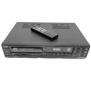 Rare SAMSUNG CD-22 Digital CD Player Hi-Fi Separate W/Remote *MINT* FREE POST