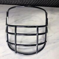 Schutt Super Pro JOP Vintage Adult Football Helmet Facemask - Black Recert