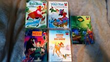 5x Walt Disney World of Books Bundle (8)