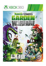 Plants vs Zombies Garden Warfare for Microsoft Xbox 360 24-player online battles