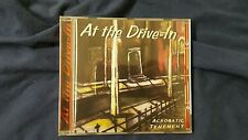 AT THE DRIVE-IN  - ACROBATIC TENEMENT. CD