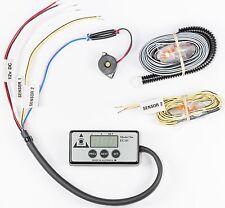 ENGINE GUARD EG01/3 Overheating alarm (and sensor) PLUS Low Oil Pressure alarm
